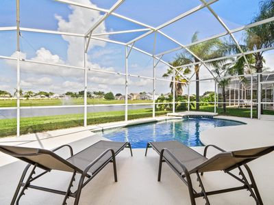 Photo for Welcome to The Star Lake Villa, 3 miles from Disney World, private pool