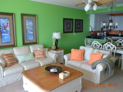 Photo for 🌴FALL SPECIAL💥STAY 6 GET 7TH FREE! BOOK EARLY AND SAVE!💥3BR,3BA BEACH CONDO