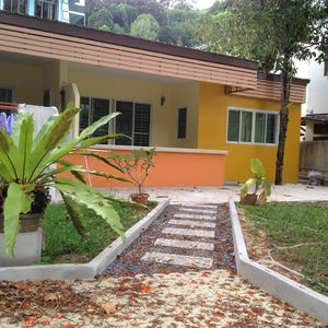 Photo for Nature pure! 2-room(50 sqm) with garden and lake view