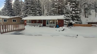 Photo for Newly Updated home on Pioneer Creek, WIFI, Satellite TV, W/D, Large Yard