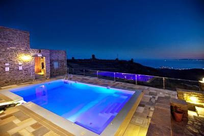 Photo for Tinos house for 4 - 9 people with 5 bedrooms - Holiday home