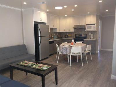 Photo for New remodeled 3-bedroom South San Francisco home
