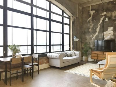 Photo for Modern Loft w/ View - Two Bedroom Apartment, Sleeps 8