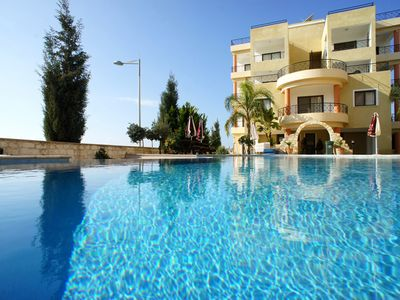 Photo for Emelia Suite Luxury Apartment Four Sun Balconies - Two Bedroom Apartment, Sleeps 4