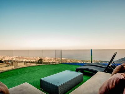 Photo for The perfect base to explore Tenerife's beautiful green north with stunning views from two large terraces.