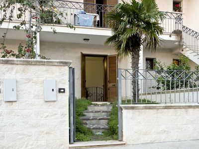 Photo for Gallipoli Lido San Giovanni house with garden 300 meters from the sea.