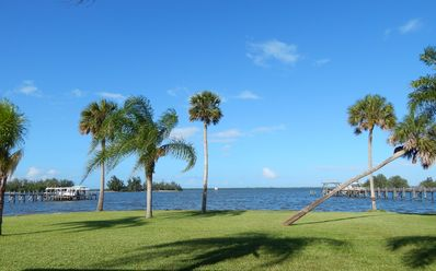 Photo for Old Palm Waterfront Private and Secluded Tropical Paradise