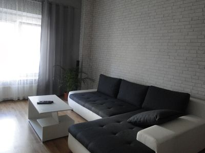 Photo for Dworcowa Appartment - modern suite in the centre of the city