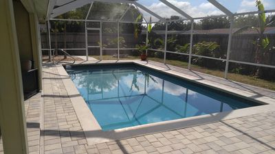 Photo for Heated Pool home minutes from Siesta Key