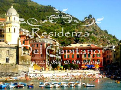 Photo for 3BR Apartment Vacation Rental in Vernazza, Liguria