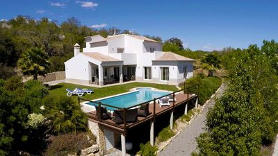 Photo for New Luxury Villa close to Tavira with sea views and peaceful rural setting