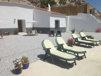 Photo for Fully Equipped Cave House with Beautiful Views - Cueva Lince
