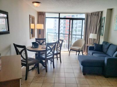 Photo for Ocean View One Bedroom Suite at The Landmark Resort~Unit 650