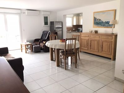 Photo for 1BR Apartment Vacation Rental in LE GRAU D'AGDE
