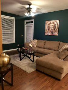 Photo for Cozy Condo-15 Mins away from Stadium