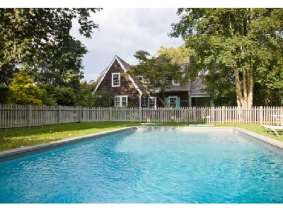 Photo for Charming Country Home With Pool Bridgehampton Village