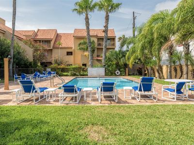 Photo for Large family condo with pool & boat slip!