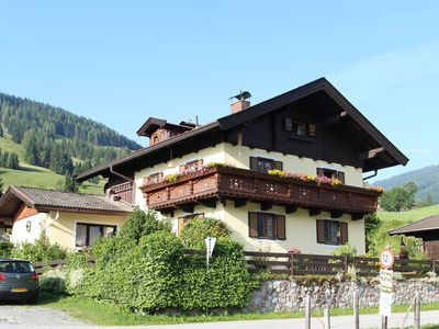 Photo for Spacious Apartment in Leogang Salzburg with Garden