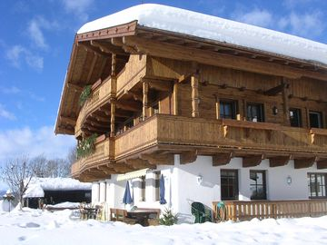 Apartment in the ski u. Hiking area Wilder Kaiser Brixental - Appartement 3