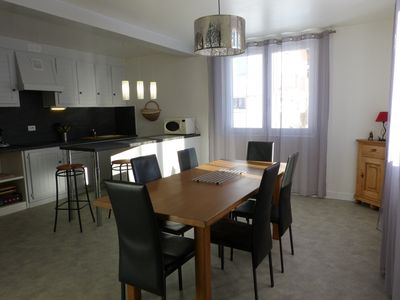 Photo for NEW LES ROUSSES: 4 bedroom apartment, 2 bathrooms for 8 people.