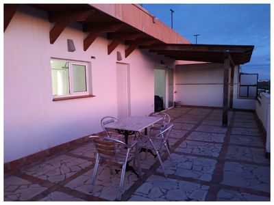 Photo for Ideal penthouse for couples with idyllic sunsets
