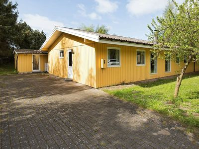 Photo for Modern Holiday Home with Terrace in Rodby Denmark