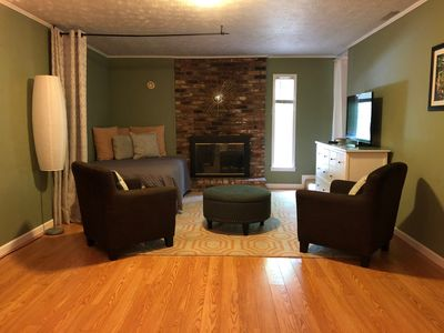Photo for 1BR Guest House Vacation Rental in Asheville, North Carolina