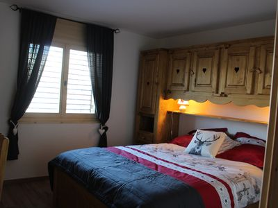 Photo for New chalet 8 pers. (+ 1 baby) owner, 10% ski-pass, panoramic view