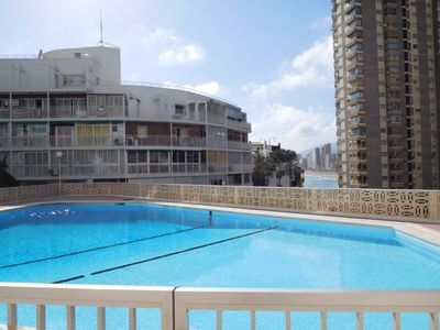 Photo for Apartment Apartamentos Halcón in Benidorm - 4 persons, 2 bedrooms