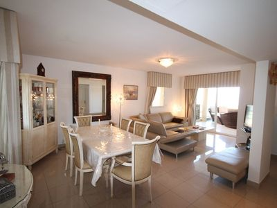 Beautiful apartment with sea view in Mandelieu