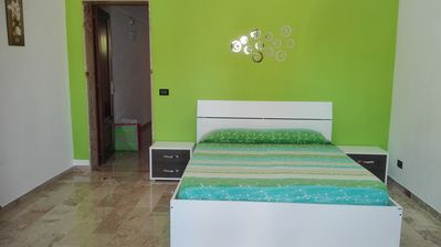 Photo for Zagara flower Apartment 100 meters from the sea