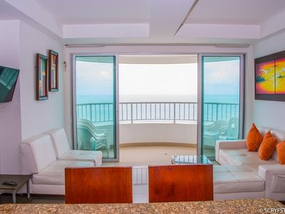 Photo for EXCLUSIVE APARTMENT P2502 BEACHFRONT