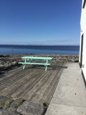 Photo for Amazing sea views of Galway Bay