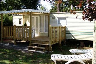 Photo for Camping Club Le Trianon ***** - Cottage 6 people - 4/6 places, flores (between 6 and 10 years old)