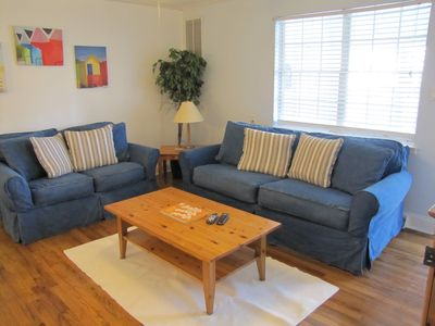 Photo for 2 Bd / 1 ba home close to Beach - now renting for 2018!