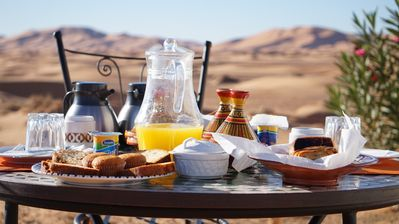 Photo for Sleeping in a tent in Merzouga desert !