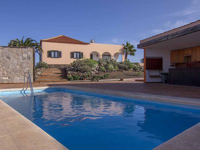 Photo for Sunset Villa Lajares - Jan. / Feb / Mar., from € 99 x 2 people.