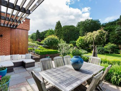 Photo for Spectacular 5BR with garden in Richmond minutes away Kew Gardens, by Veeve