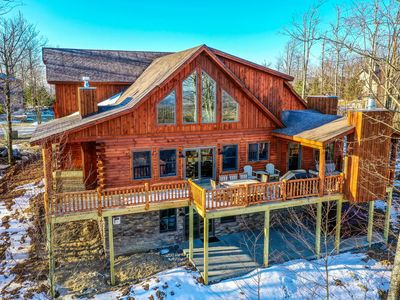 Photo for Brand New, Mountaintop Home Close to DCL Activities!