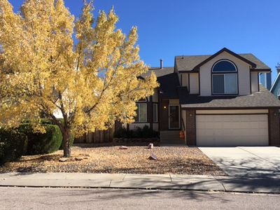 Photo for Beautiful, Spacious Home in Picturesque Colorado Springs!