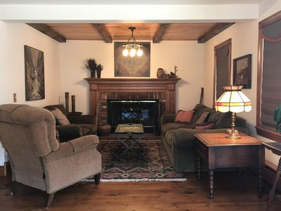 Photo for NEW LISTING! BEAUTIFUL 4BR HOME IN THE VILLAGE OF BOLTON LANDING WALK EVERYWHERE