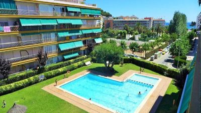 Photo for Holiday apartment Lloret de Mar for 2 - 3 persons with 1 bedroom - Luxury holiday home