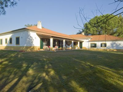 Photo for Country house for large families or groups of friends in Santo Estevão