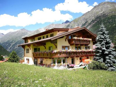 Photo for Apartment Haus Brigitte (SOE093) in Sölden - 5 persons, 2 bedrooms