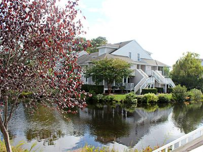Photo for 5402U: Updated 3BR Sea Colony West condo! Private beach, pools, tennis ...
