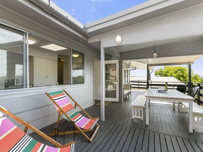 Photo for 5 PLOVER - Peregian Beach House - lovely holiday home with hinterland views and sea breezes.