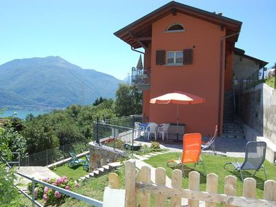 Photo for Holiday house Pianello del Lario for 6 - 7 persons with 3 bedrooms - Holiday house