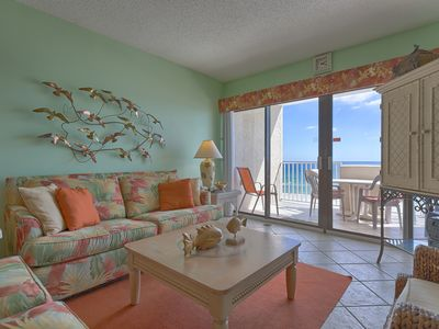 Photo for Tropical Winds 303 Gulf Shores Gulf Front Vacation Condo Rental - Meyer Vacation Rentals