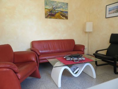 Photo for Small holiday apartment - Riex