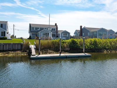 Photo for Exquisite Waterfront Rental With Dock